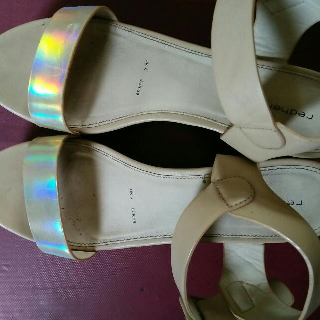 Wedges size 39