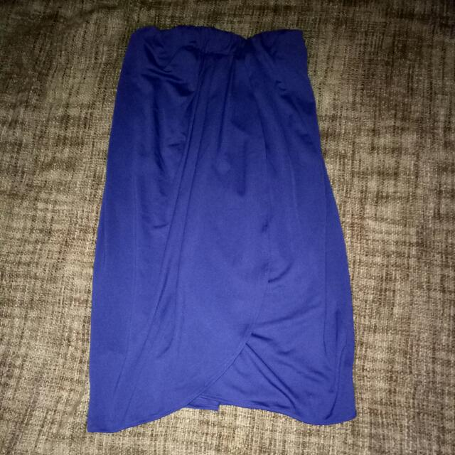 Westco Wrap Purple Skirt