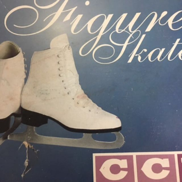 Women Ice Skates Size 5