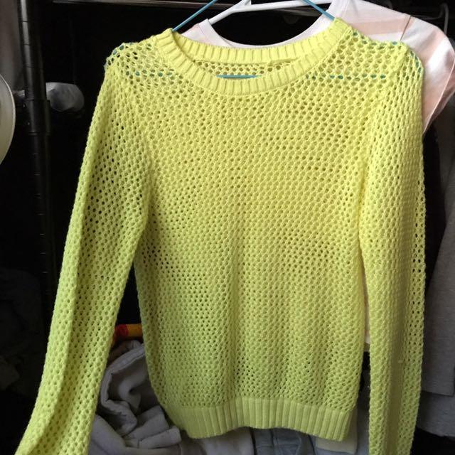 wool Sweater (?)