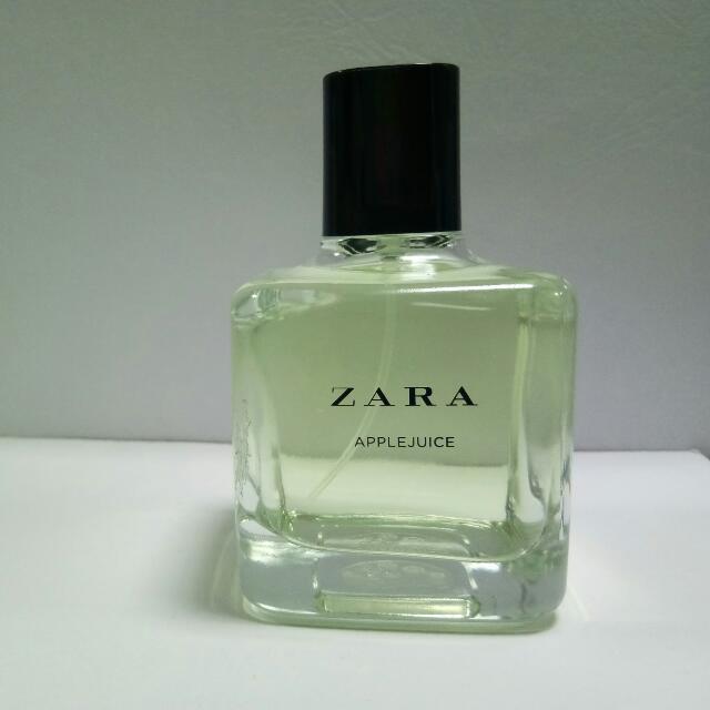 Zara Parfume Apple Juice