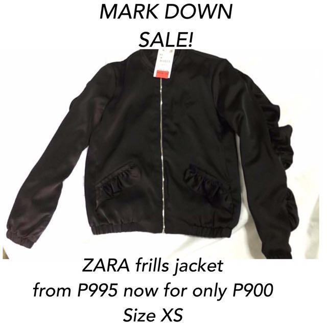 Zara Wind Jacket