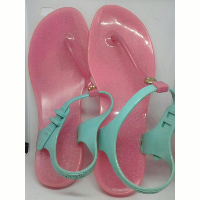 Zhoelala Zhoelala Jelly Sandals Jelly On Carousell ukiTXwOPZ