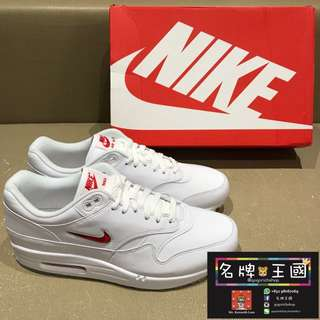 [全新] NIKE Air Max 90 Prenium Leather Sneakers