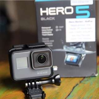 [REPRICE] GoPro Hero 5 Black