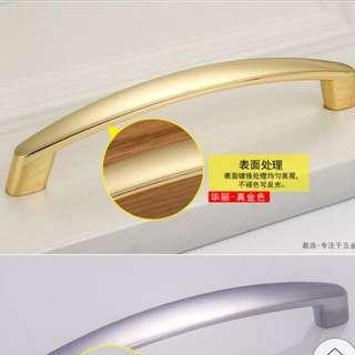 Gold / Door Furniture Drawer Cabinet Handle