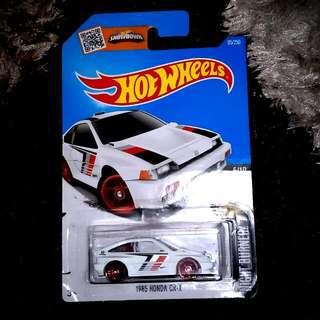Hot Wheels (1985 Honda CRX)