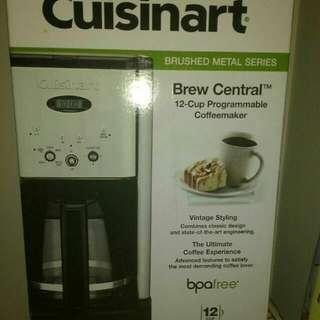 12 Cup Cuisine Art Coffee Maker