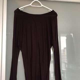 Purple Wilfred Long Sleeve
