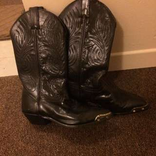 Genuine Cow Girl Boots