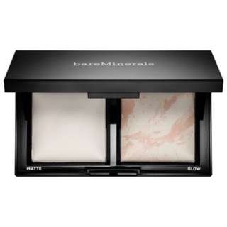 Bare Minerals Setting Powder And Highlighter