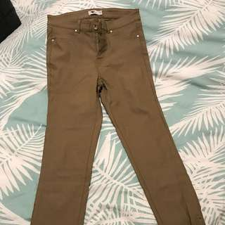 Tanned Pants