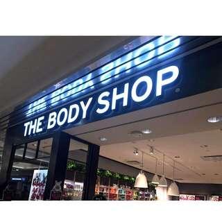 ✨正版 Body Shop 國外代購