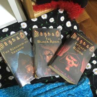 Diablo Novel Series