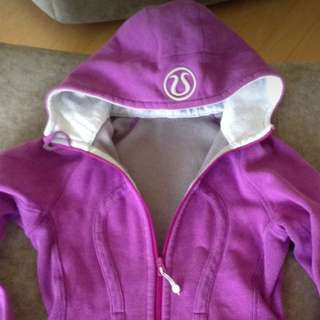 Lululemon purple size 4