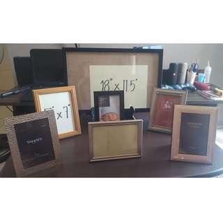 Bundle Picture Frames