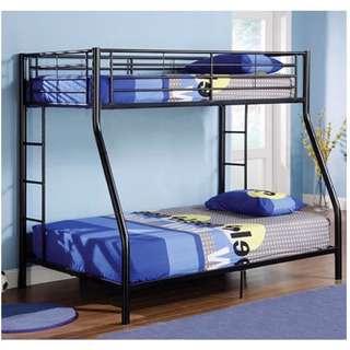 Single/Dbl Bunk Bed