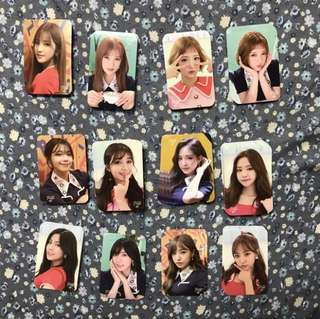Apink Pink Up Photocards