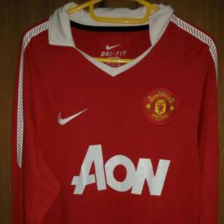 Jersey Home Manchester United 2010/2011 Original Nike