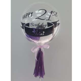 """22"""" Customised Balloon"""