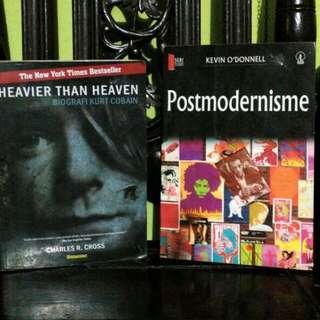 Heavier Than Heaven (Biografi Kurt Cobain) & Postmodernisme