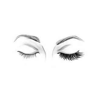 Lash Extentions Flares Set $25, Individual Full Set $45
