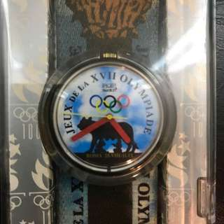 Swatch Atlanta 1996 Olympic Games Watch