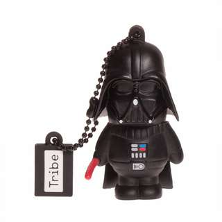 USB Flashdisk Tribe Karakter Star Wars Darth Vader Saber 8 GB - ORIGINAL