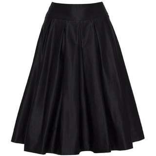 Review Tranquility Black Skirt