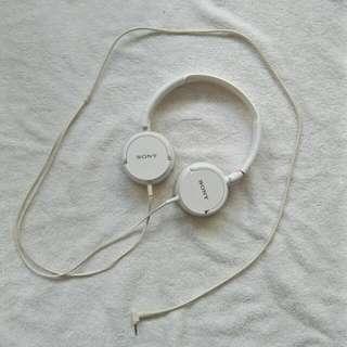 Authentic Sony Headphones