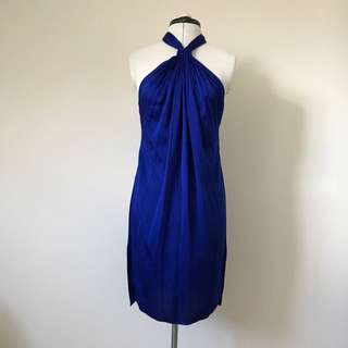 Diane Von FURSTENBERG silk Dress Size 4