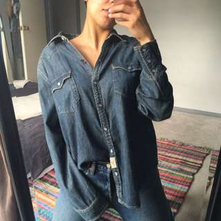 American Vintage Denim Shirt