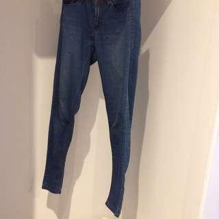 5 For $10 Blue Denim / Jeans