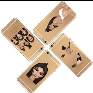 Kimoji iPhone Cases