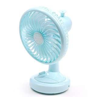 冰淇淋色攜帶小風扇