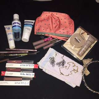 REPRICED! 😘Make-up and Accessories Bundle #2