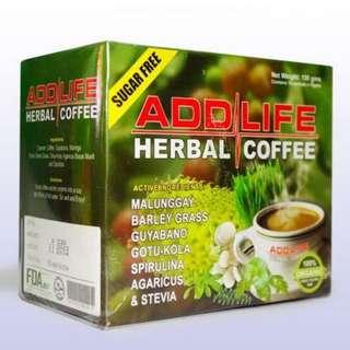 ADDLIFE Herbal Coffee