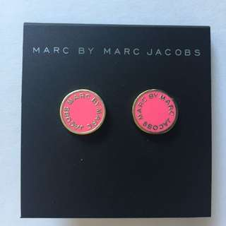 NEW Marc by Marc Jacobs Signature Earrings