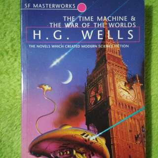 Time Machine And The War Of The Worlds