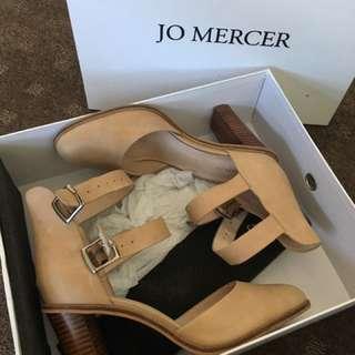 Jo Mercer Nude Heels