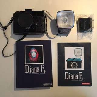 Diana F+ (Basically New)