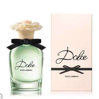 Dolce&Gabbana Dolce Perfume (Brand New In Box And Wrapper) 50ml