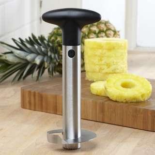 Pineapple Corer-Slicer Stainless Steel Kitchen Tool Fruit