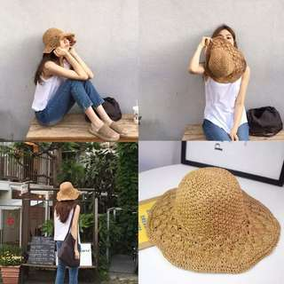 🔥韓版草編帽🔥
