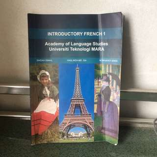 French Textbook Level 1
