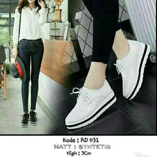 Dm Rd 031 Sneakers Fashion White