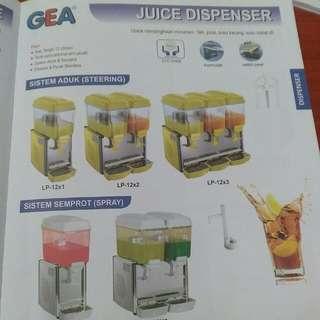 Juice Dispenser Getra