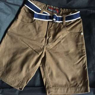 Grizzly Short Brown