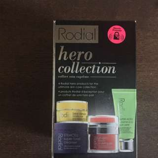 Rodial Hero Collection.