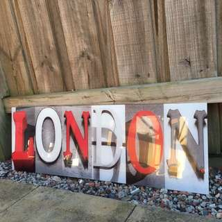 London frame